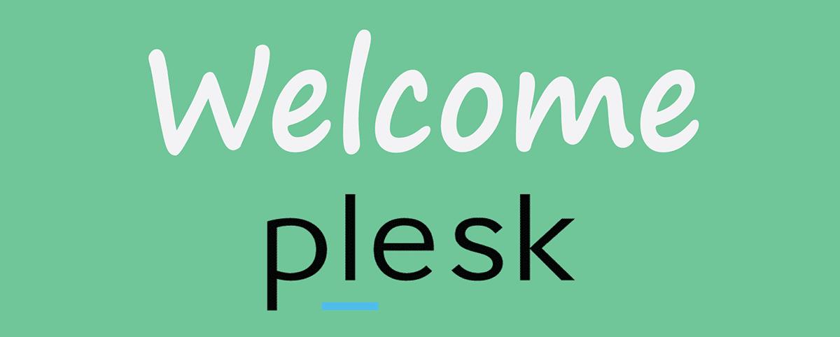 To Domain Market  καλωσορίζει τα πακέτα Plesk!